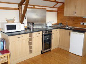 Kitchen, The Sheiling Skye